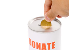 Charitable Fundraising icon